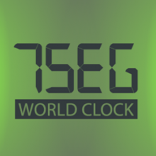 WorldClock 7SEG